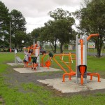Woodenbong Outdoor Gym 2015